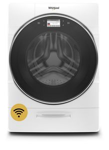 whirlpool frontload wifi enabled