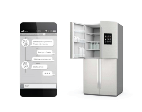 Fridges with Self Diagnostics