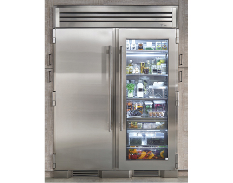 Refrigerators with Glass doors